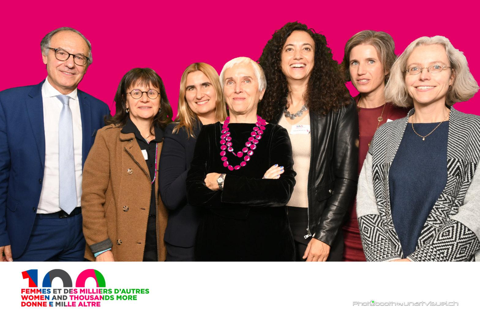 Vernissage du projet le 8 novembre à la FER – Genève